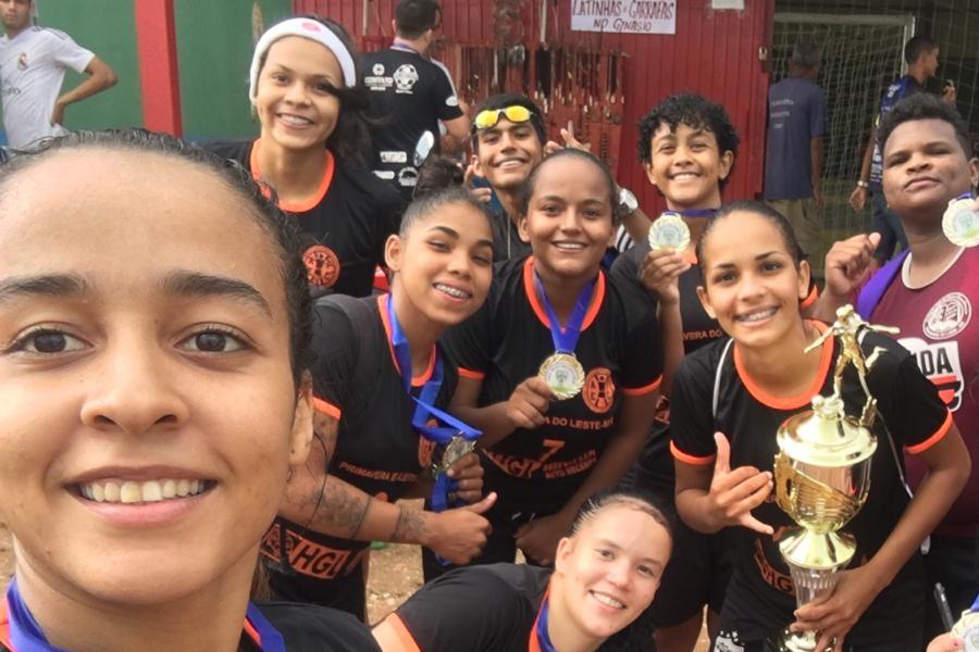28d874c9d1 Olhar Esportivo - Escolas de Cuiabá e Jangada abrem Copa da ...