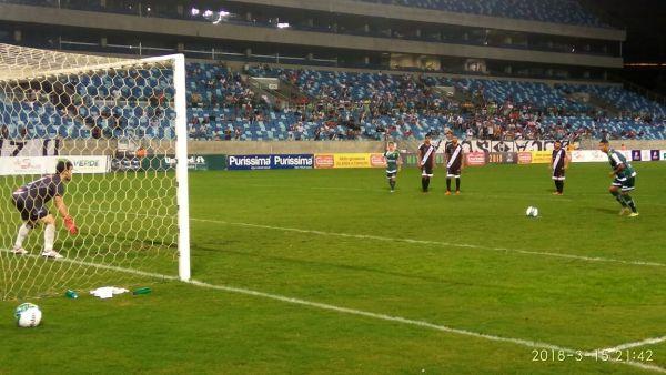 Olhar Esportivo - Luverdense vence Mixto na Arena e consegue boa ... ba2fb7b25e844
