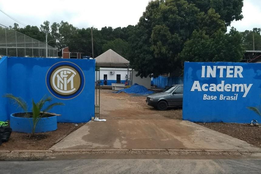 Olhar Esportivo - Escolinha de futebol da Inter de Milão chega a Cuiabá 8880c1f81139d