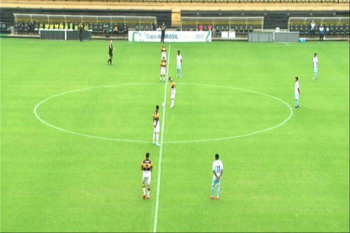 Dom Bosco perde para o Criciúma na Copa do Brasil Sub-17