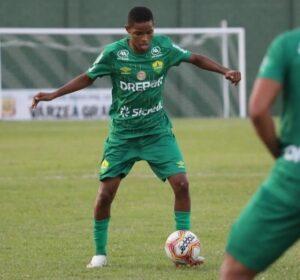 Flamengo contrata atleta cuiaba