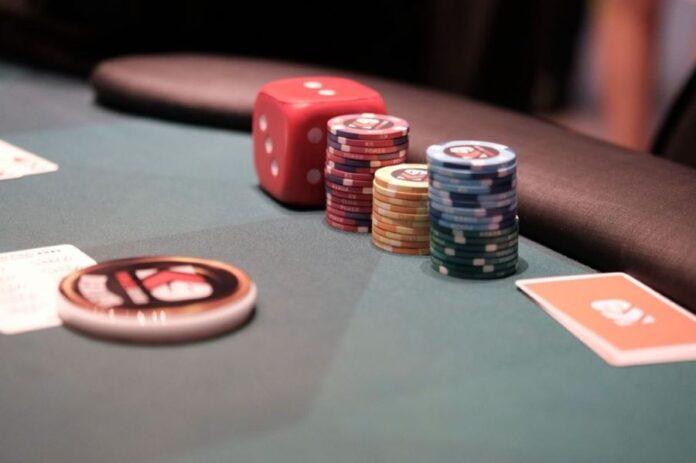 torneio de poker K9