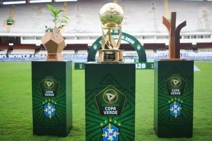 Sinop e nova mutum estreiam na Copa Verde 2021
